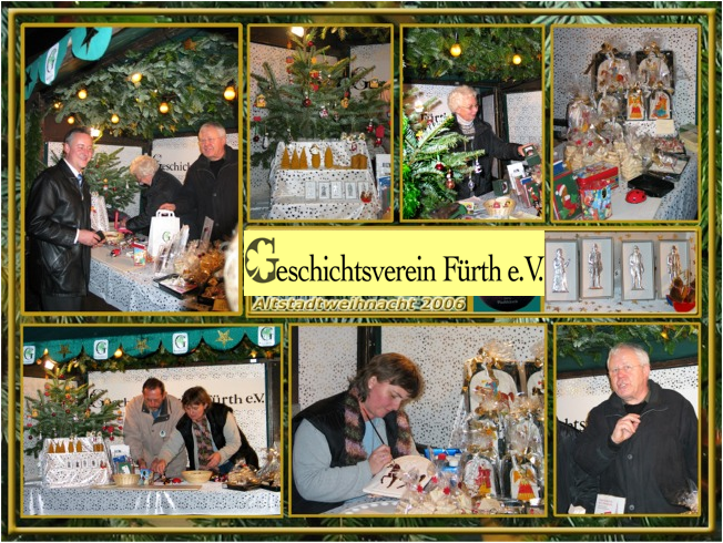 Weihnachtsmarkt Fürth.Weihnachtsmarkt